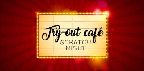 Try-out café