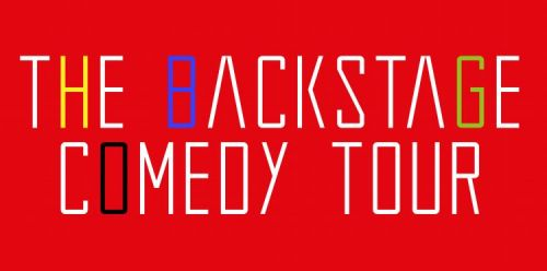 Backstage Comedy Tour